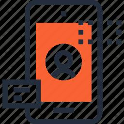 app, application, design, development, mobile, ui, ux icon