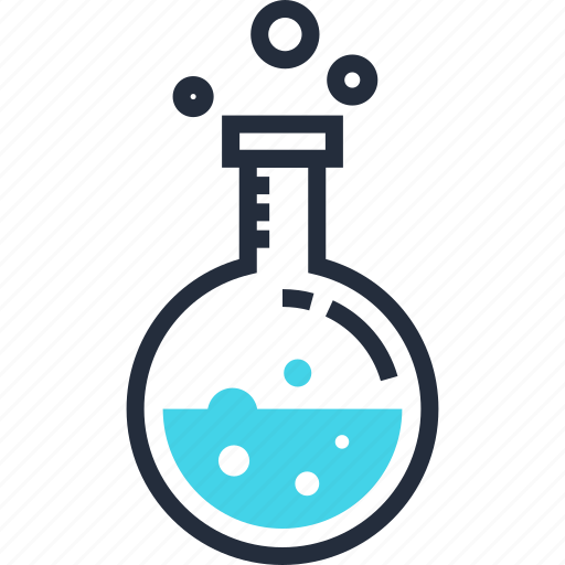 Chemistry, experiment, lab, laboratory, research, science, tube icon - Download on Iconfinder
