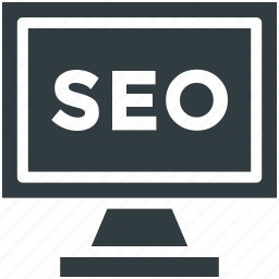 display, optimization, screen, search engine optimization, seo icon