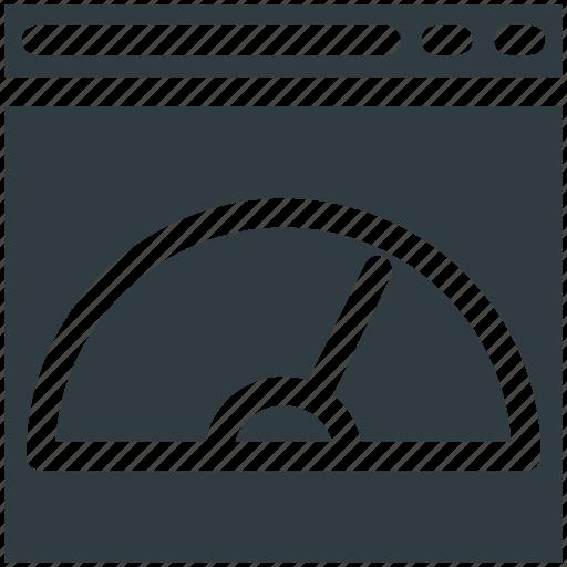 dashboard, measuring, speed, speedometer, speedometer counter icon