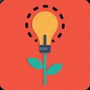 boost, bulb, idea, innovation, invention, startup icon