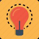 bulb, idea, imagination, innovation, invention, lamp, light