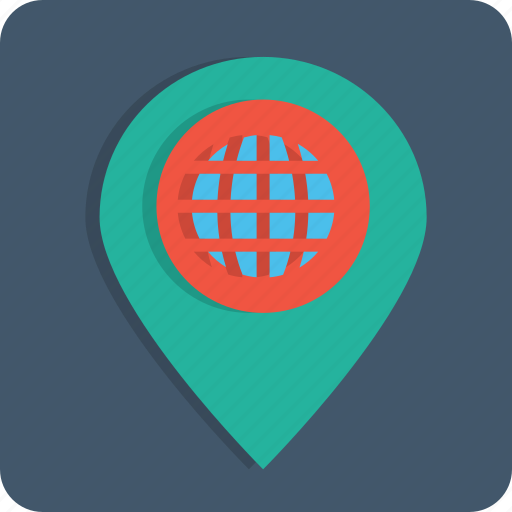 internet, location, marker, optimization, pin, place, webpage icon
