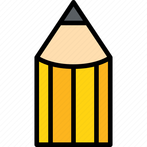 equipment, pencil, school, study, tool, university icon