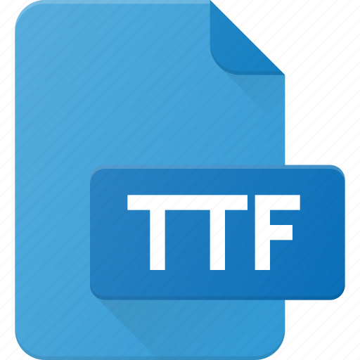 Design, extension, file, font, page, true, type icon - Download on Iconfinder