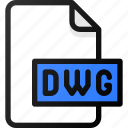 dwg, file, document