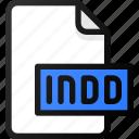 indd, file, indesign, document
