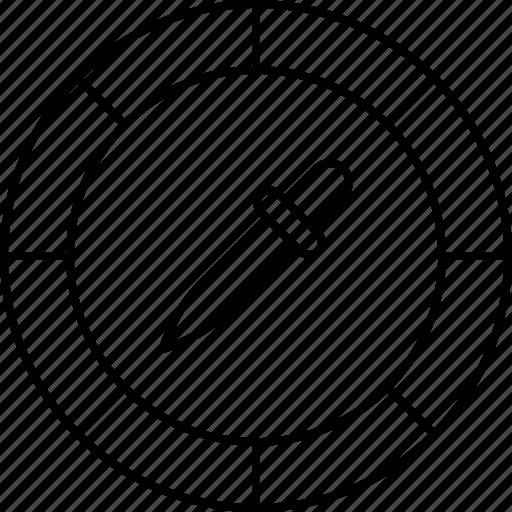 Color, design, dropper, picker icon - Download on Iconfinder