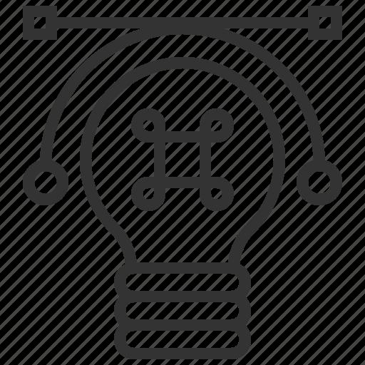 abstract, creative, data, design, graphic icon