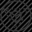 design, perspective, data, graphic icon