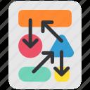design, designthinking, graphic, plan, presentation, scheme, thinking icon