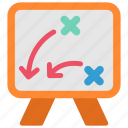 design, designthinking, graphic, map, plan, strategy, thinking icon