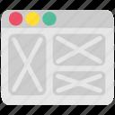 design, designthinking, graphic, page, presentanion, thinking, web icon