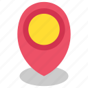 designthinking, geotag, location, map, place, tag, thinking icon