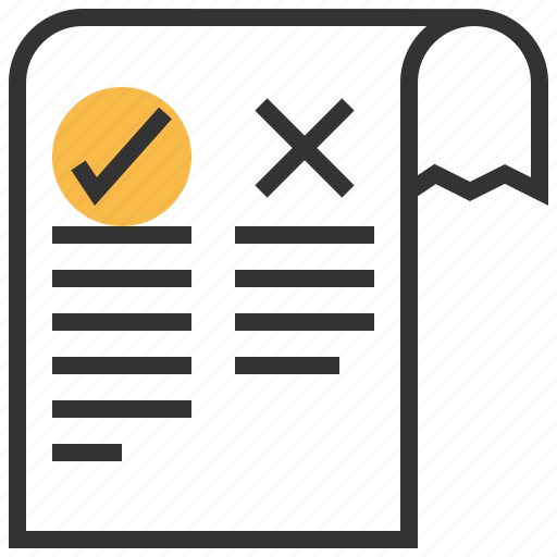 arrow, cons, direction, pros, sign icon