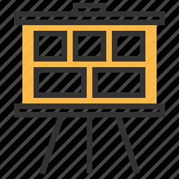 business, finance, illustration, marketing, storyboard icon