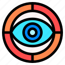 find, eye, view, zoom, vision