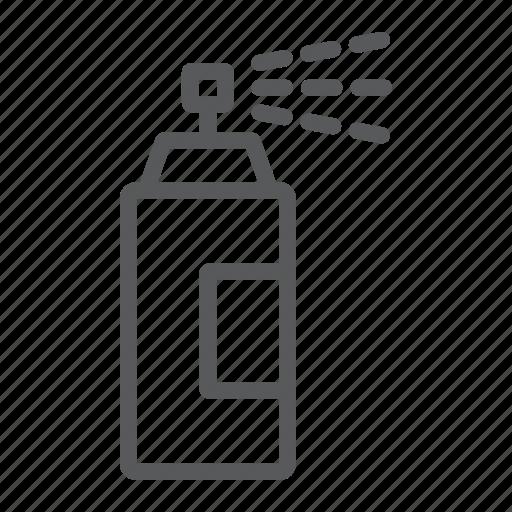 aerosol, color, design, paint, spray, sprayer, tool icon