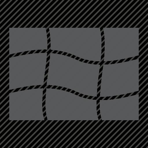 design, illustrator, instrument, mesh, sign, square, tool icon