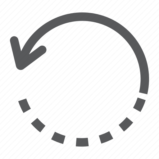 arrow, circle, design, recycle, refresh, rotate, tool icon