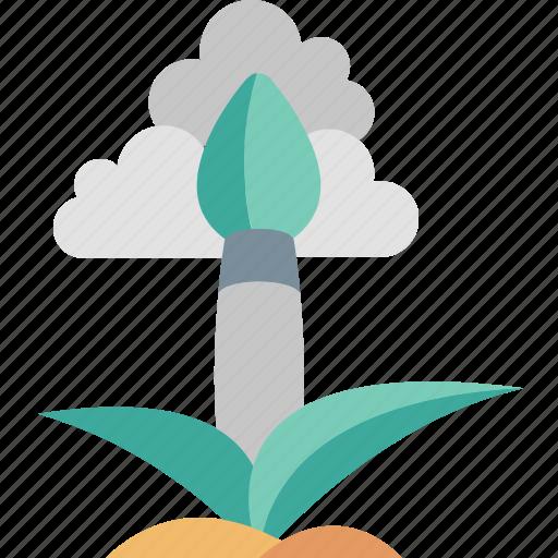 brush, concept, creative, design, idea, theme icon