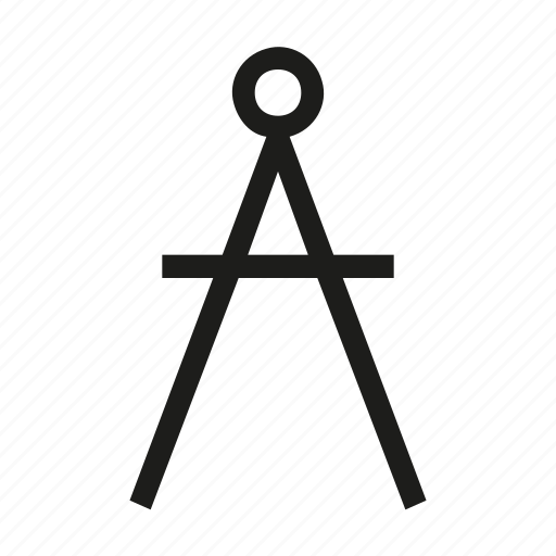 angle, compasses, design, edit, tool, trasform icon