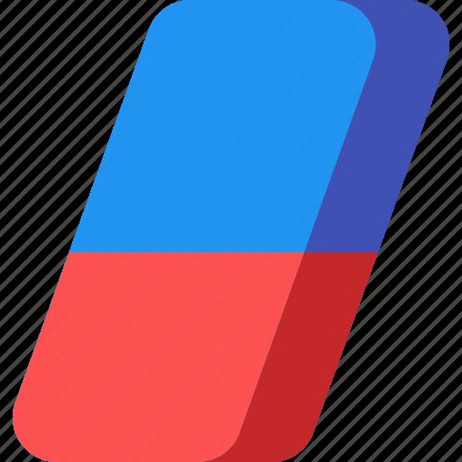 design, draw, erase, eraser, remove, tool, write icon