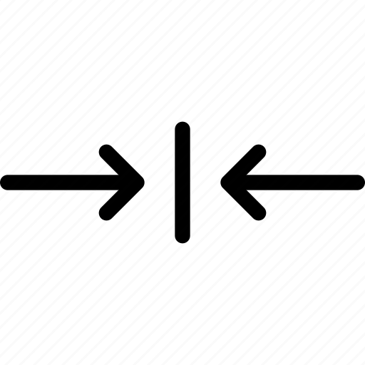 collapse, design, minimize, tool icon