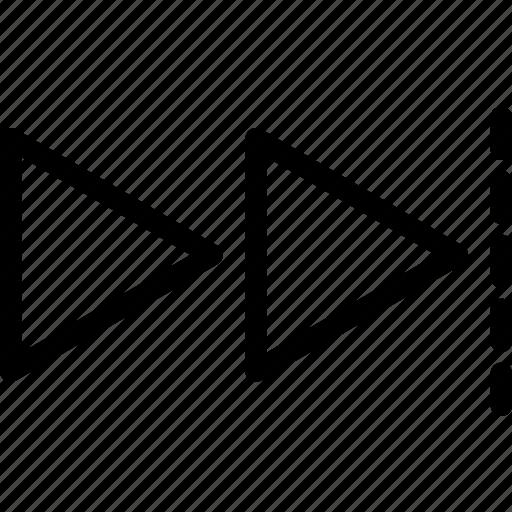 design, move, next, right, tool icon