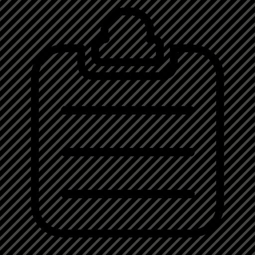 chart, check list, checklist, clipboard, list, schedule, statistics icon