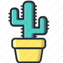 cactus, desert, green, nature, plant icon