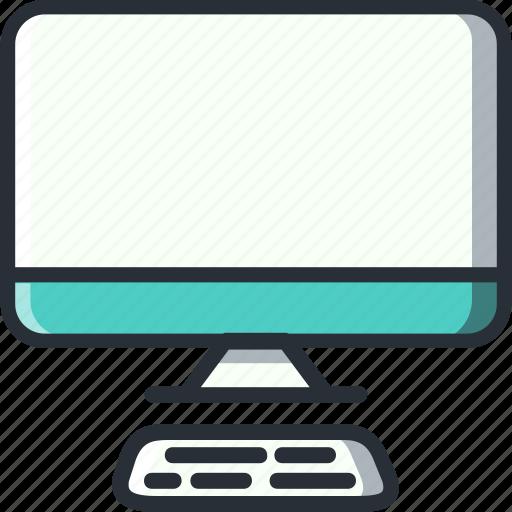 computer, design, device, imac, mac icon