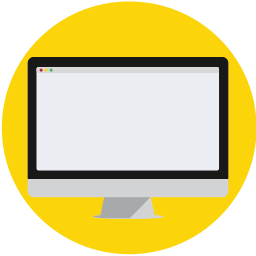 computer, desktop, imac, mac, screen icon