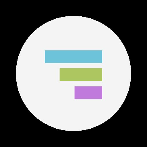 analysis, gantt, management, project, statistics, teamgantt icon