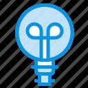 bulb, design, light icon