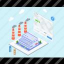 business unit, factory, industrial unit, manufacturing factory, manufacturing plant, oil industry