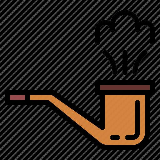 cigarette, pipe, smoke, smoking icon