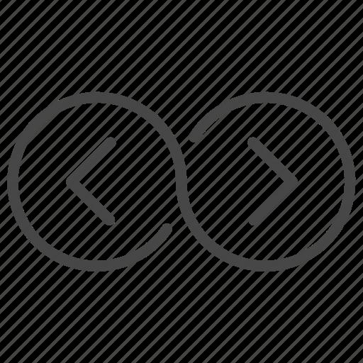 code, coding, dev, infinite, infinity, program icon