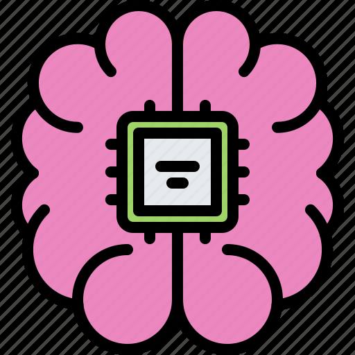 artificial, code, developer, development, intelligence, progreammer icon