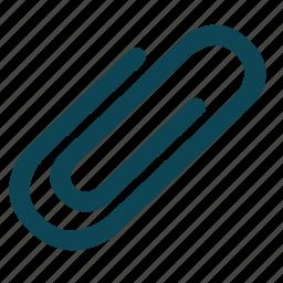 attached, attachment, marker, pin, pointer icon