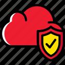 cloud, code, coding, development, programming, secure