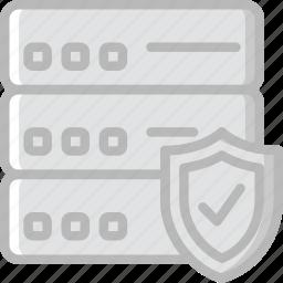 code, coding, database, development, programming, secure icon