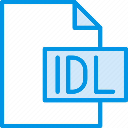 code, coding, development, file, idl, programming icon