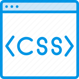 code, coding, css, development, programming icon