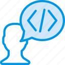 code, coding, development, discussion, programming