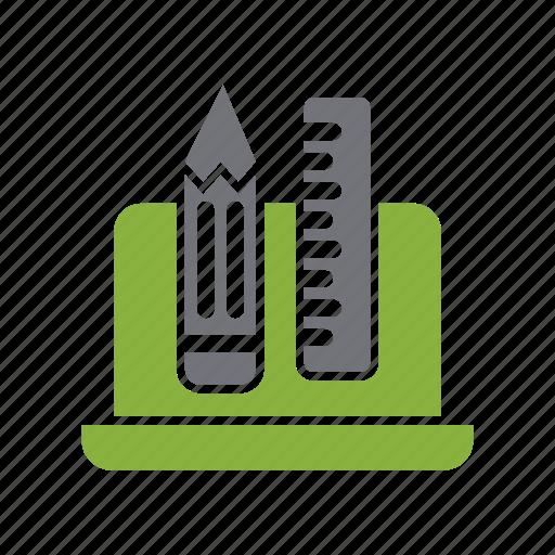 development, office, seo, work icon