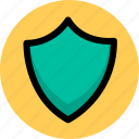 application, privacy, protection, safety, secure, security, shield icon