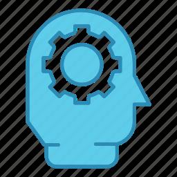 brainstorm, organization, solution, strategy, team, teamwork icon