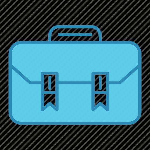 bag, business, case, development, finance, startup icon