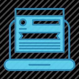 code, design, development, page, seo, startup, website icon